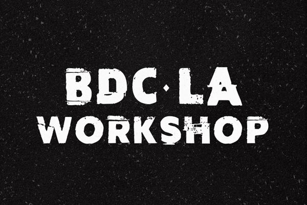 BDCLA Workshop