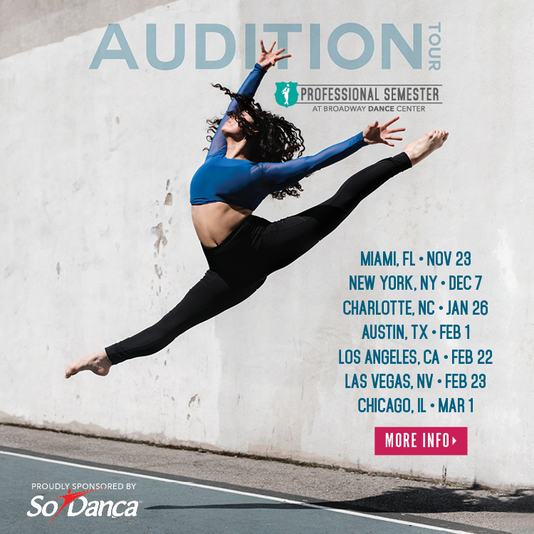 Professional Semester Audition Tour 2020